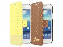 Guess Gianina Bookcase - Samsung Galaxy S4 Mini hoesje