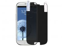 Privacy Screenprotector Samsung Galaxy S3 (i9300)