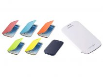 Samsung Galaxy S3 (i9300) Flip Cover Case Hoesje