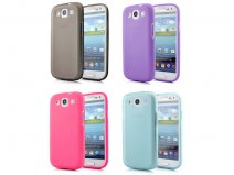 UltraSlim TPU Case Hoes voor Samsung Galaxy S3 (i9300)