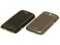 Vipose Aluminium Finish Case Hoesje voor Samsung Galaxy S3 (i9300)