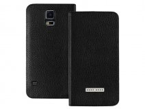 Hugo Boss Folianti Bookcase - Samsung Galaxy S5 Hoesje