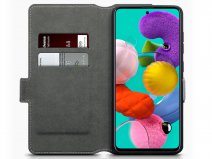 CaseBoutique Slim Bookcase Grijs - Samsung Galaxy A41 hoesje