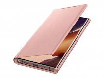 Samsung Galaxy Note 20 Ultra LED View Cover Copper Brown (EF-NN985PA)