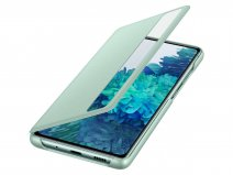 Samsung Galaxy S20 FE Clear View Cover Mint (EF-ZG780CM)