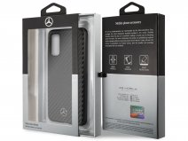 Mercedes Dynamic Carbon Case - Samsung Galaxy S20 hoesje