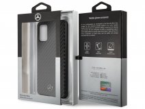 Mercedes Dynamic Carbon Case - Samsung Galaxy S20+ hoesje