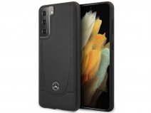 Mercedes-Benz Urban Leather Case - Samsung Galaxy S21 hoesje