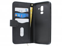 Pocket Wallet Bookcase - Samsung Galaxy A6+ 2018 hoesje