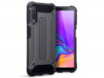 CaseBoutique Ultra Tough Grijs - Galaxy A7 2018 hoesje
