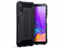 CaseBoutique Ultra Tough Zwart - Galaxy A7 2018 hoesje