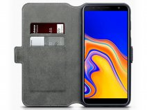CaseBoutique Slim Bookcase - Galaxy J4 Plus 2018 hoesje