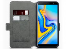 CaseBoutique Slim Bookcase - Galaxy J6 Plus 2018 hoesje