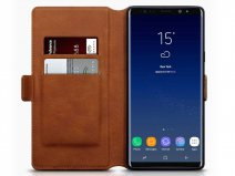 CaseBoutique Slim Cognac Leer - Galaxy Note 9 hoesje