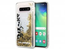 Karl Lagerfeld Iconic Charms Case - Samsung Galaxy S10 Hoesje