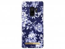 iDeal of Sweden Sailor Blue Bloom - Galaxy S9 hoesje