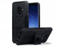 Rugged Dual-Layer Case - Samsung Galaxy S9 hoesje