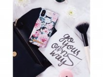 iDeal of Sweden Peony Garden Case - Galaxy S9+ hoesje