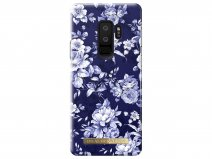 iDeal of Sweden Sailor Blue Bloom - Galaxy S9+ hoesje