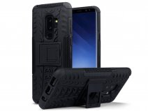 Rugged Dual-Layer Case - Samsung Galaxy S9+ hoesje