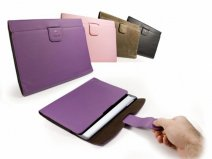 Tuff-Luv Pull-Tab Pouch Sleeve voor Sony S Tablet