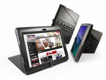 Tuff-Luv Tri-Axis Echt Leren Case Hoes Sony Tablet S