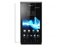 UltraClear Screenprotector voor Sony Xpria J