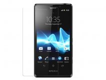 UltraClear Screenprotector voor Sony Xpria T