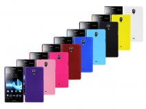 Color Series Hard Case Hoesje voor Sony Xperia T (LT30i)