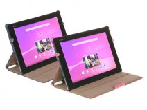 Gecko Croco SlimFit Cover - Hoes voor Sony Xperia Tablet Z2