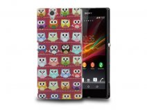 Owl Fashion Hard Case voor Sony Xperia Z