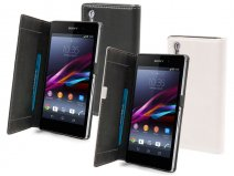 Muvit Slim Elegant Leather Case Sony Xperia Z1