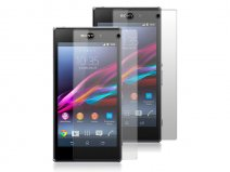 Clear Screenprotector voor Sony Xperia Z1 (2-pack)