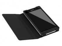Hugo Boss Folianti Case - Sony Xperia Z2 Hoesje