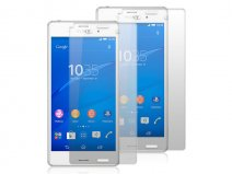 Clear Screenprotector voor Sony Xperia Z3 (2-pack)