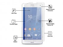 Supersterke Glazen Screenprotector Sony Xperia Z3 Compact