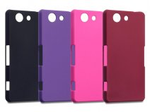 Terrapin Frosted Hard Case - Hoesje voor Sony Xperia Z3 Compact