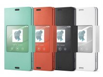 Sony Style Cover Window - Sony Xperia Z3 Compact hoesje
