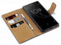CaseBoutique Classic Bookcase - Sony Xperia XA1 Plus Hoesje