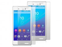 Clear Screenprotector voor Sony Xperia M4 Aqua (2-pack)