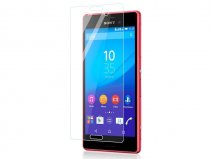 Sony Xperia M4 Aqua Screenprotector Tempered Glass