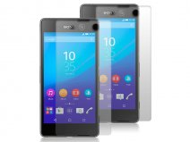 Sony Xperia M5 Screenprotector 2-pack
