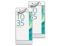 Sony Xperia XA Screenprotector Folie 2-pack
