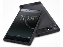 Rugged Carbon TPU Case - Sony Xperia XZ Premium hoesje