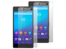 Clear Screenprotector voor Sony Xperia Z3 Plus (2-pack)