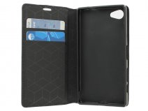 Slimline Book Case - Sony Xperia Z5 Compact hoesje