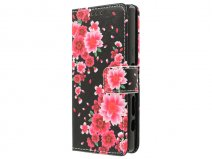 Lily Bookcase - Sony Xperia Z5 Compact hoesje
