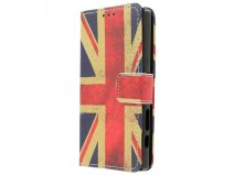 Vintage GB Bookcase - Sony Xperia Z5 Compact hoesje