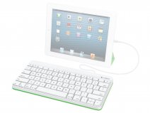 Logitech Wired Keyboard - Lightning iPad Toetsenbord