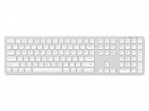 Satechi Aluminum Bluetooth Keyboard QWERTY (Silver)
